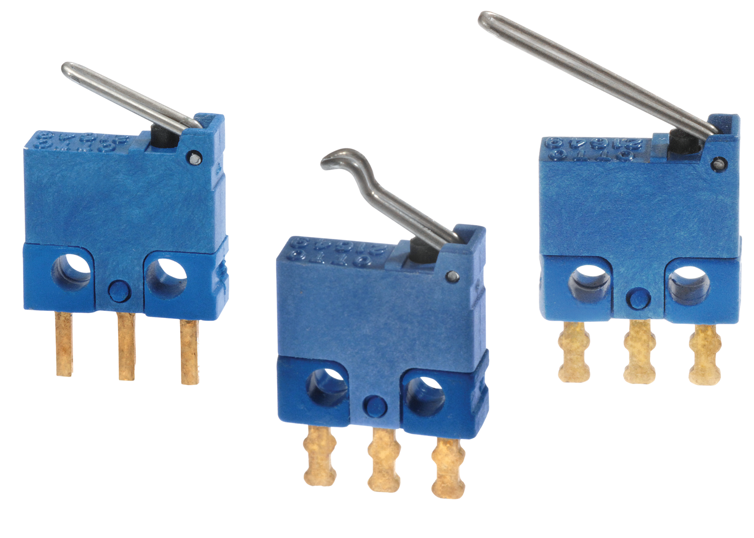 Ultra Small Subminiature Basic Switches with Integral Levers – OTTO ...