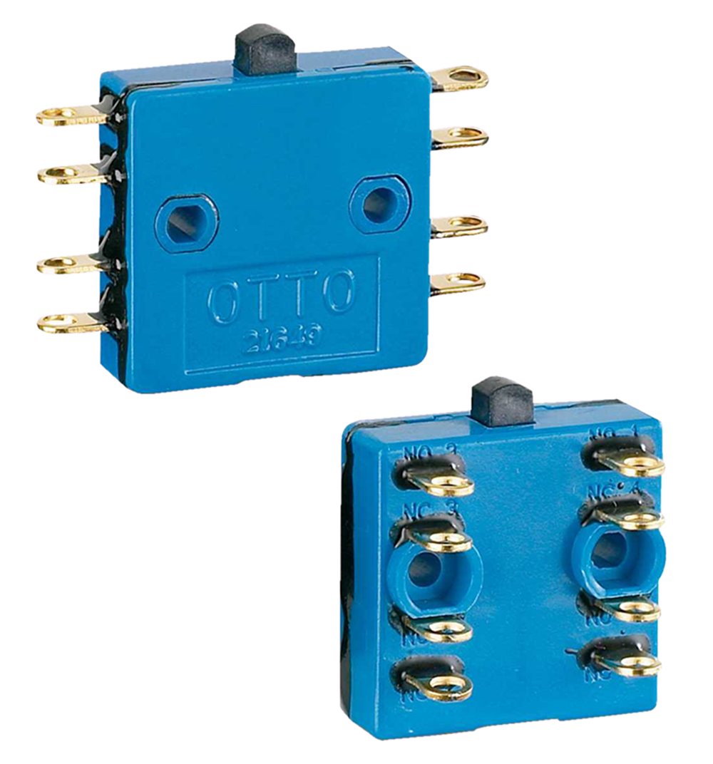 B3s Sealed Subminiature Basic Switches Supplier Otto Controls Switch Is An Electrical Component That Can Break Circuit B5 7 Double Miniature