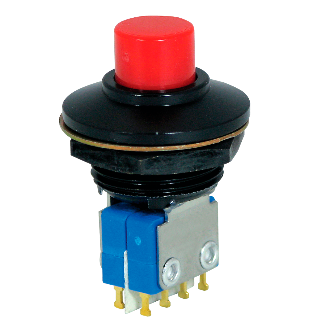 Two Step Momentary Action Custom Pushbutton Switches – OTTO Controls
