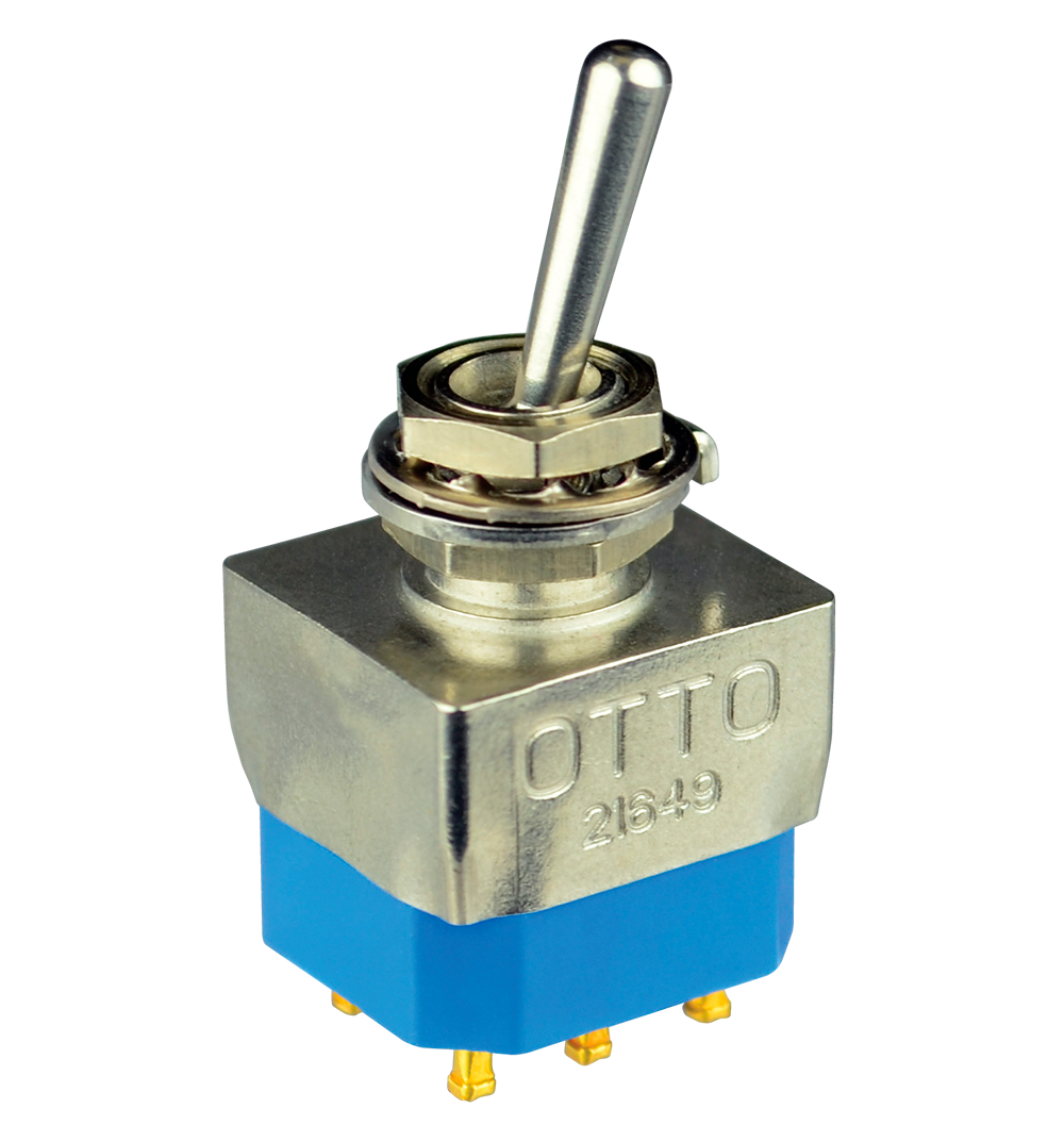 T1 Sealed Toggle Switch Supplier Otto Controls Ivory Single Pole T3 Commercial And Military Miniature T71 Narrow