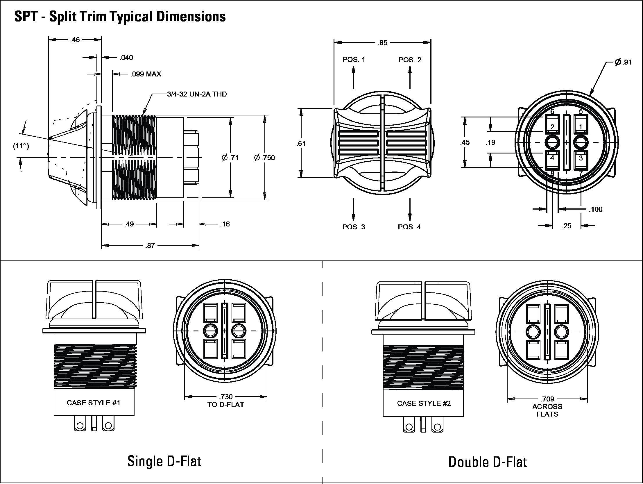 split trim switches supplier  u2013 otto controls