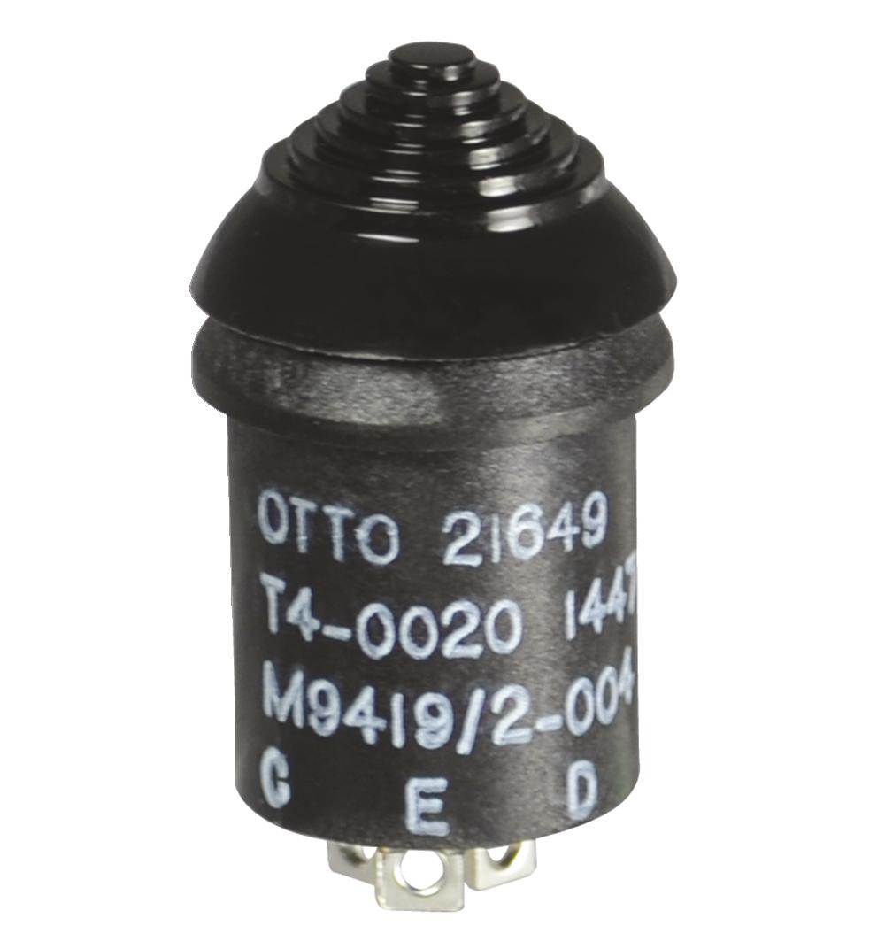 T8 Single Pole 8 Way Mini Trim Switches Supplier Otto Controls 4 Switch T4