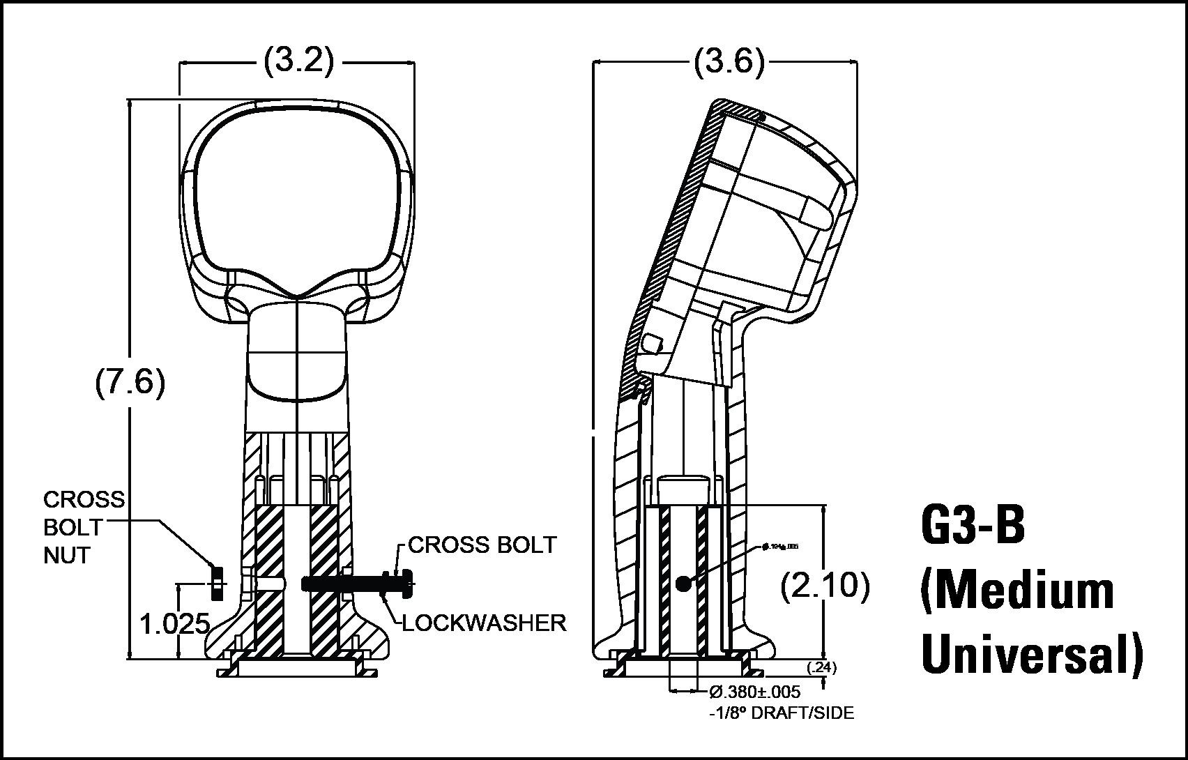 supplier of g3 universal grip