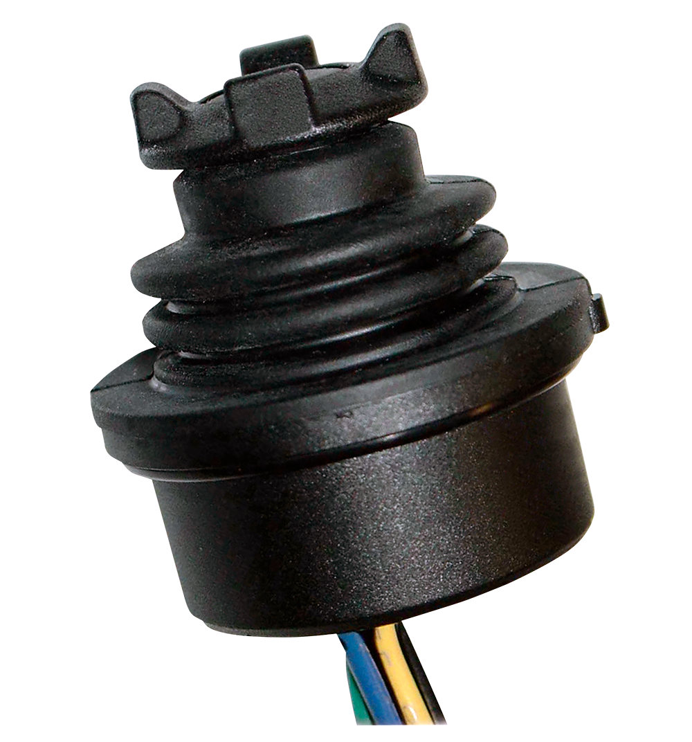 Supplier of Miniature Z Axis Hall Effect Joystick - OTTO Controls