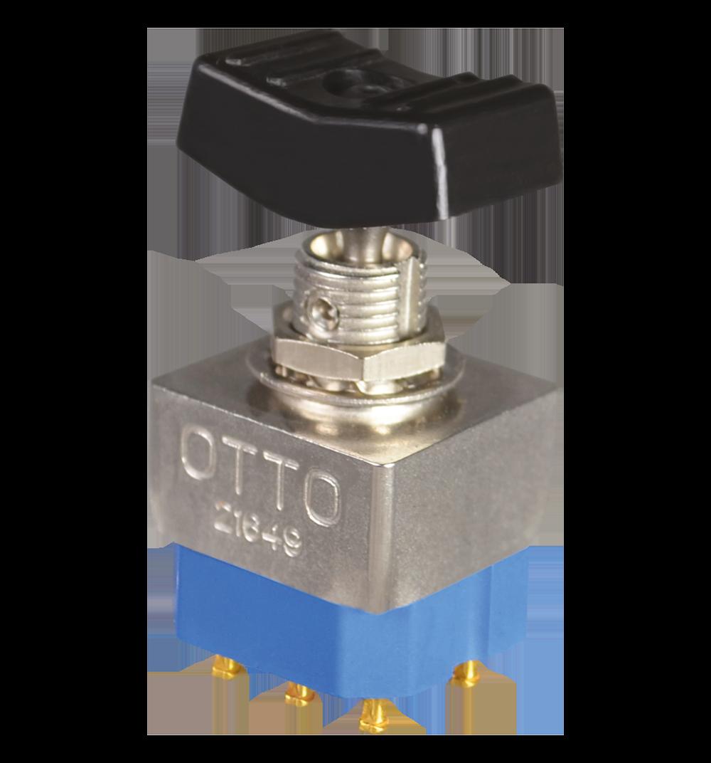 Fnr 1002 3 Position Rocker Switches Supplier Otto Controls